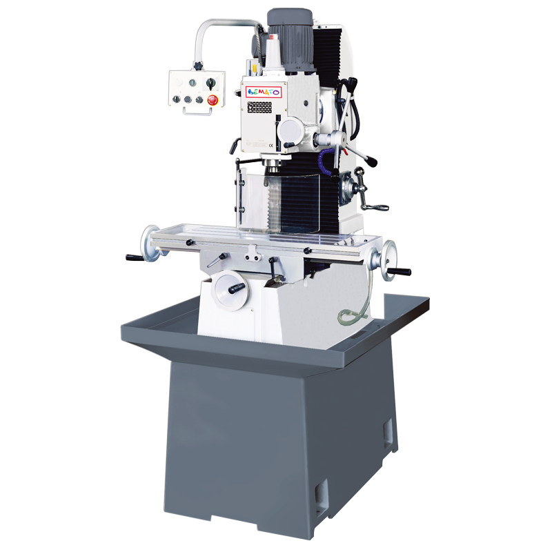 DRILLING & MILLING MACHINE (GEAR TYPE)