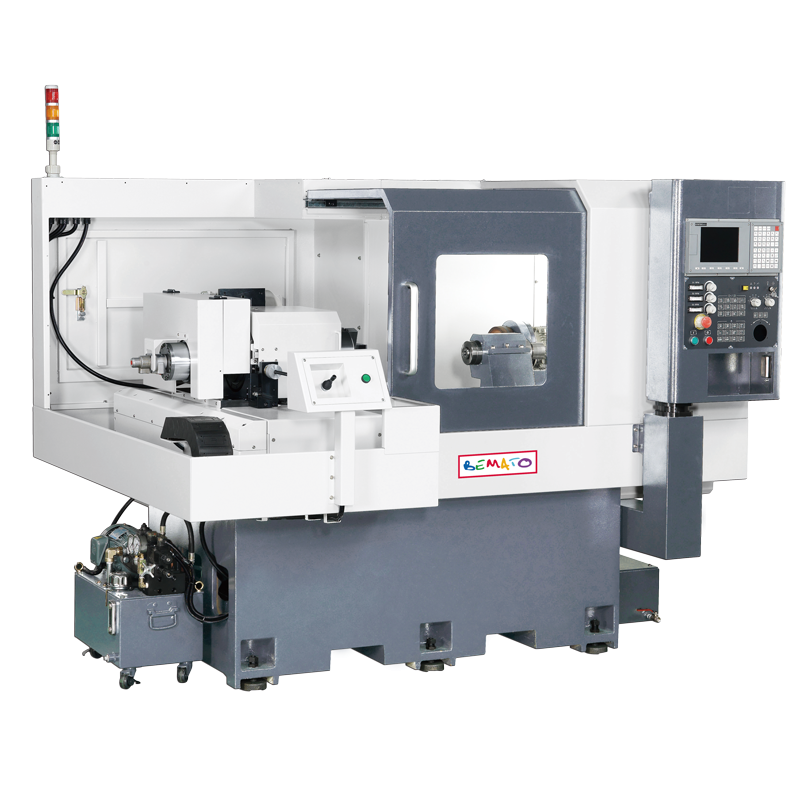 CNC SINGLE SPINDLE GRINDING MACHINE