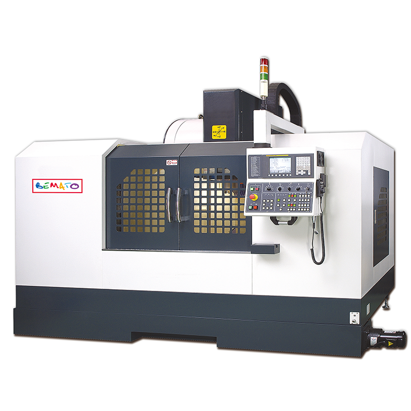 RIGID TYPE VERTICAL MACHINING CENTER (3 AXIS BOX WAY, Y AXIS 4 SLIDE WAY)