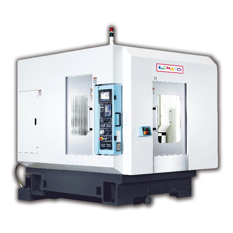 VERTICAL MACHINING CENTER WITH APC