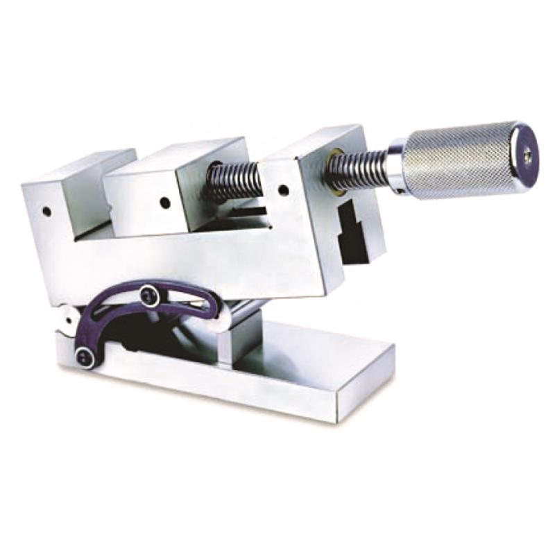 SCREW FEED SINE VISE