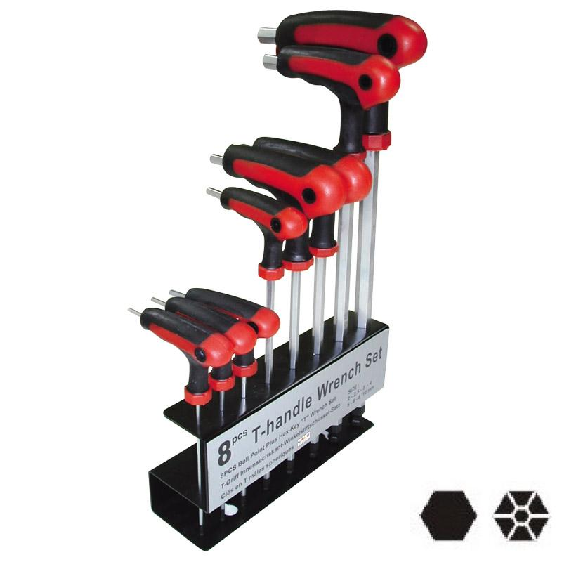 S2 T-10 HANDLE SERIES WRENCHES