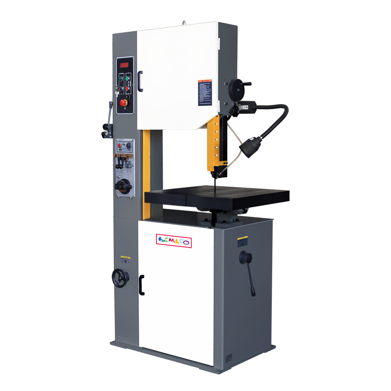 VERTICAL BANDSAW (MECHANICAL VARIABLE SPEED)