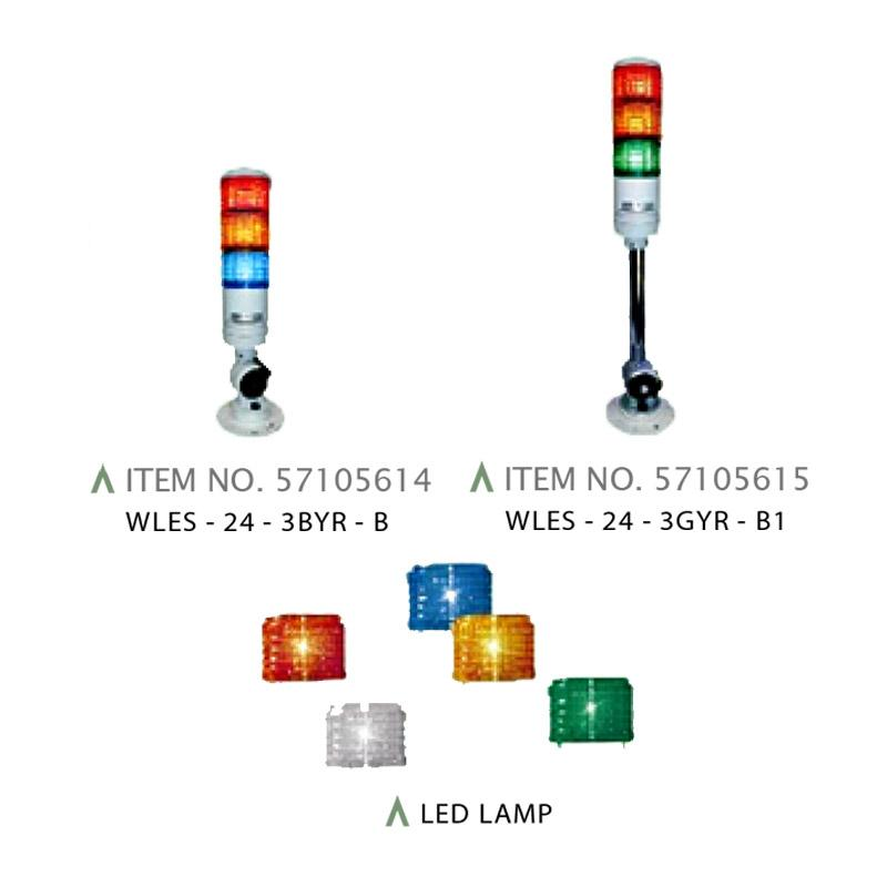 MULTI-FUNCTION ANTI-WATER LED SIGNAL LIGHTS