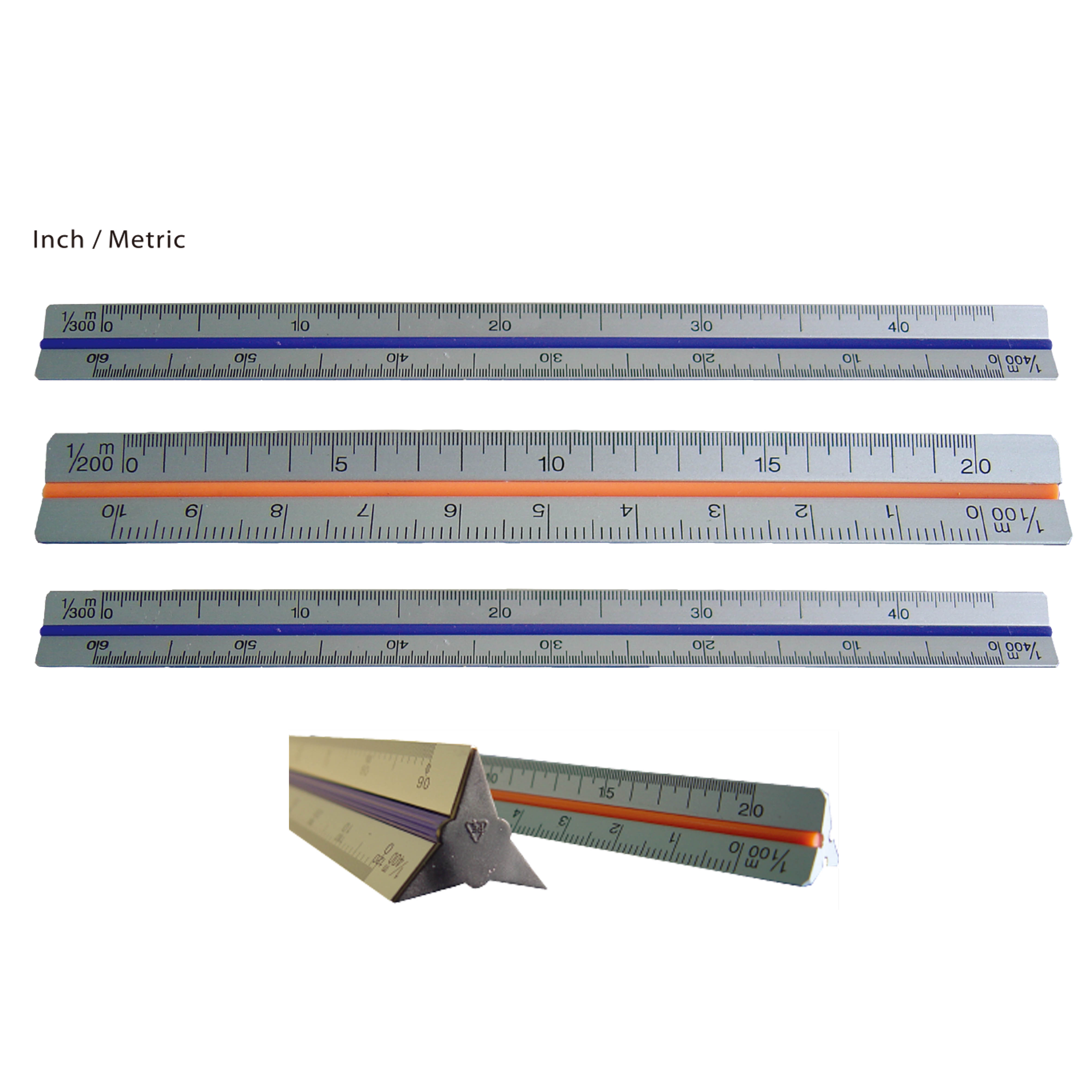 RATIO-SCALE RULERS