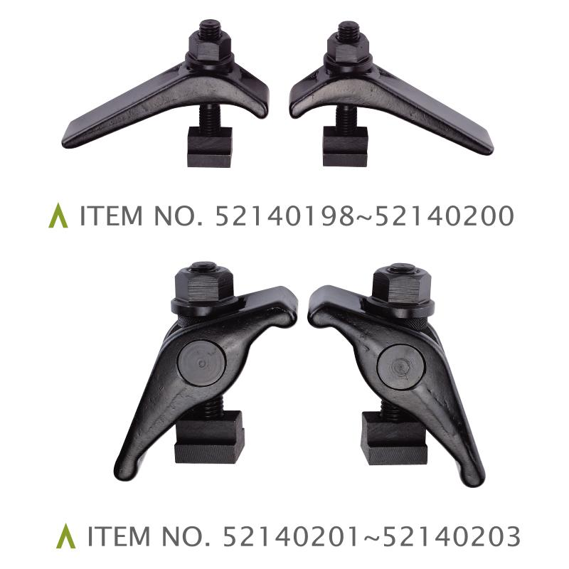 UNIVERSAL CLAMPS & U-CLAMPS