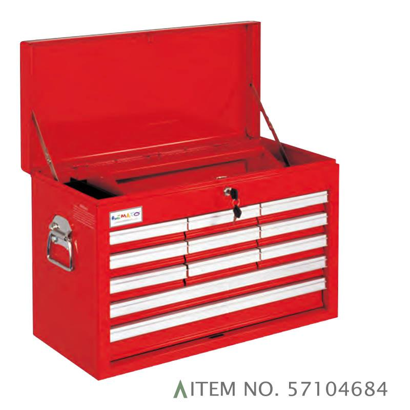 11-DRAWER B TYPE TOP CHEST BALL BEARING SLIDES
