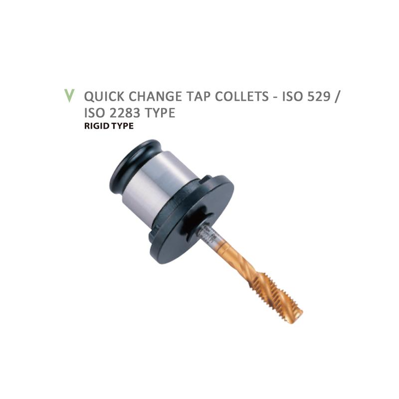 QUICK CHANGE TAP COLLETS - ISO 529 / ISO 2283 TYPE
