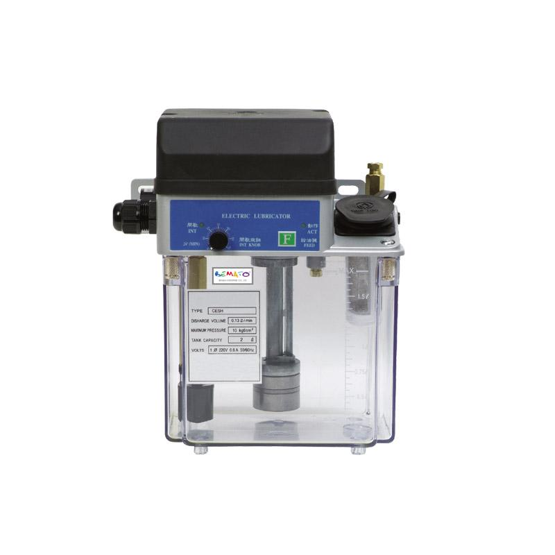 CESH SINGLE TIME ADJUSTER TYPE ELECTRIC LUBRICATOR