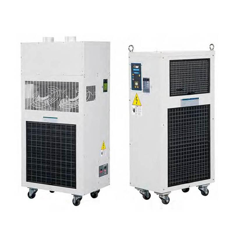 MOVING AIR CONDITIONERS FOR INDUSTRIES