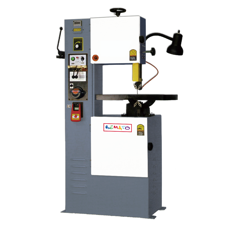 VERTICAL BANDSAW (INVERTER VARIABLE SPEED)