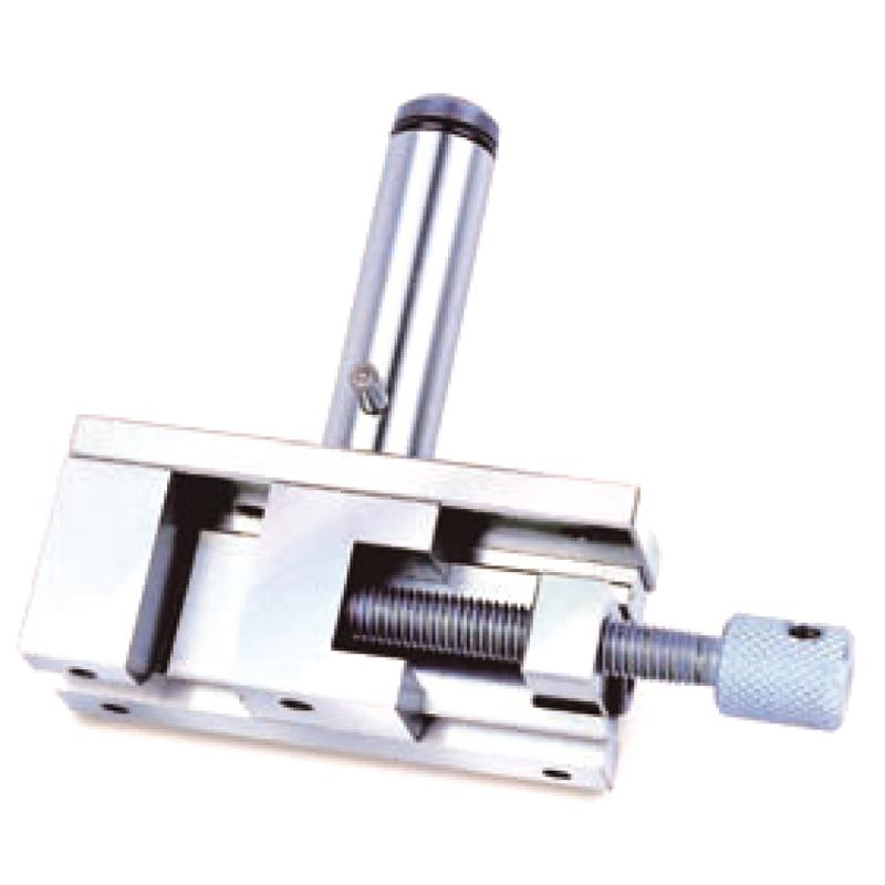 MINI TOOLMAKERS VISE WITH ELECTRODE HOLDER (STAINLESS STEEL)
