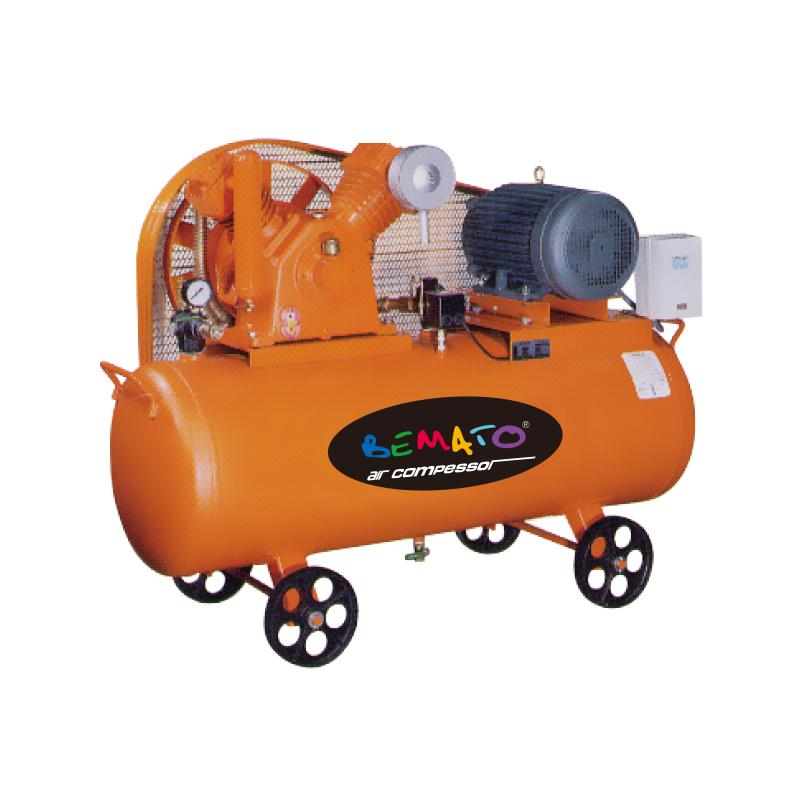 AIR COMPRESSOR (TWO STAGE)