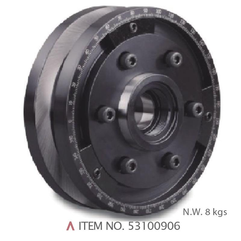 FLANGES FOR GRINDING WHEELS (OPTICAL SURFACE GRINDERS)