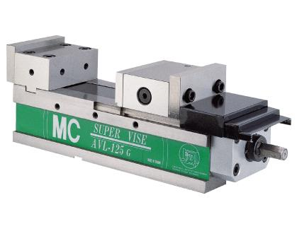 COMPACT MECHNICAL MILLING VISES-FOR VMCs