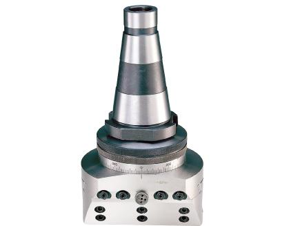 HIGH PRECISION UNIVERSAL BORING AND FACING HEAD