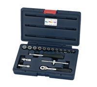 F-8. Socket Wrench Set & Pocket Tool