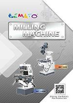 2018 Milling Machine Catalogue