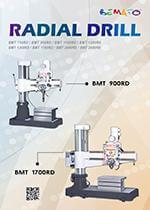 2017 Radial Drilling Machine