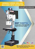 Variable Speed Drilling Machine - BMT 530FTA