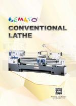 2018 Conventional Lathe Catalogue