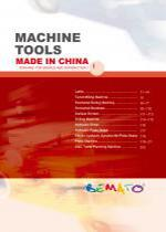 General Catalogue - I. Machine Tools (Made in China)
